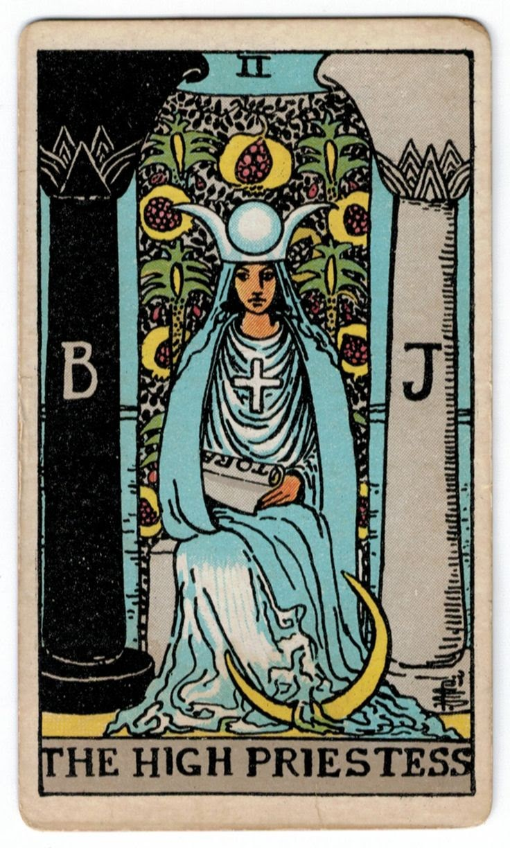 The High Priestess Card Meaning