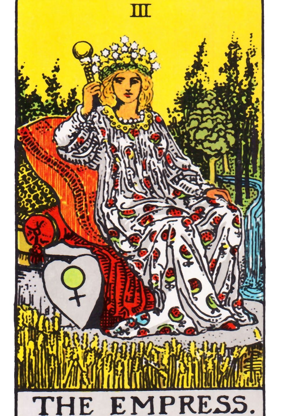 Empress Tarot Card Meanings In Love, Relationship, Career